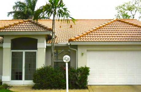 Concrete Roof Title