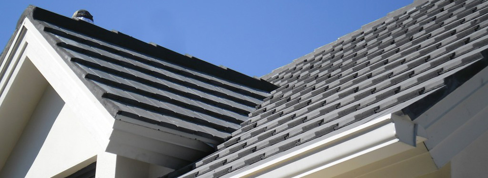 Flat Profile Concrete Roof Tile