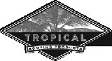 Tropical Asphalt Roofing Logo